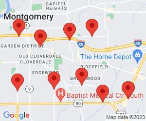 BP near Montgomery, AL