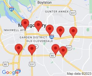 Chevron near Montgomery, AL