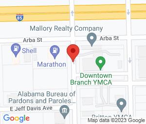 Ymca at Montgomery, AL 36104