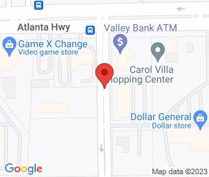 Attractions Hair Studio Inc at Montgomery, AL 36109