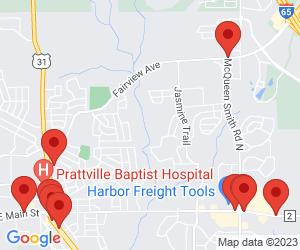 Western Union near Prattville, AL