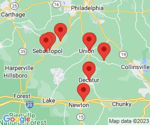 Convenience Stores near Little Rock, MS