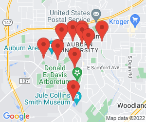 Auburn University near Auburn, AL