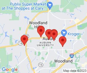 City Of Auburn near Auburn, AL