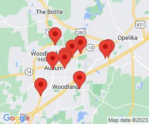 Western Union near Auburn, AL