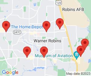 H&R Block near Warner Robins, GA