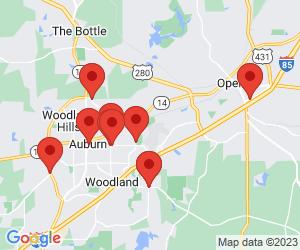 Redbox near Opelika, AL