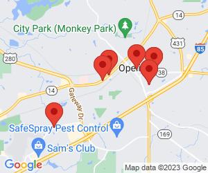 Hospitals near Opelika, AL