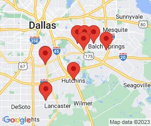 ATM near Hutchins, TX