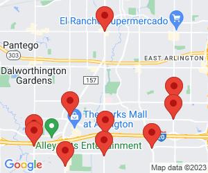 Shell near Arlington, TX