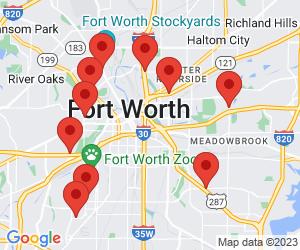 Shell near Fort Worth, TX