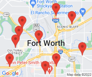 7-Eleven near Fort Worth, TX