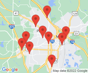 Marathon near Macon, GA