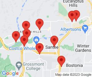 7-Eleven near Santee, CA