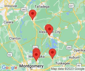 Verizon Wireless near Alexander City, AL