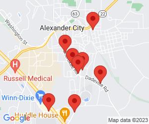 Beauty Salons near Alexander City, AL