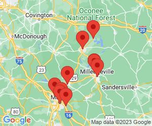 McDonald's near Milledgeville, GA
