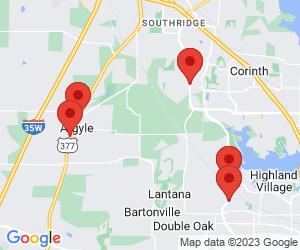 Prosthodontists & Denture Centers near Justin, TX
