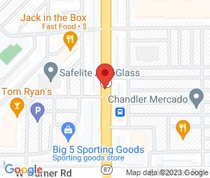 The Body Shop Message at Chandler, AZ 85225