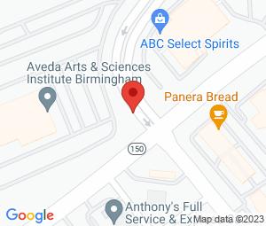 Aveda Institute Birmingham at Hoover, AL 35244