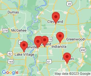 McDonald's near Greenville, MS