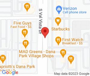 Valley Nails at Mesa, AZ 85204