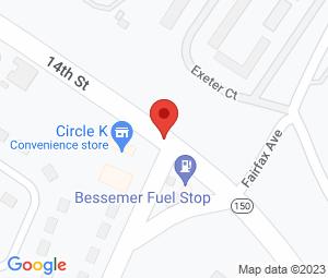 BP at Bessemer, AL 35020