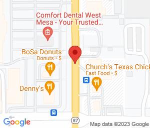Mass 10 at Mesa, AZ 85210