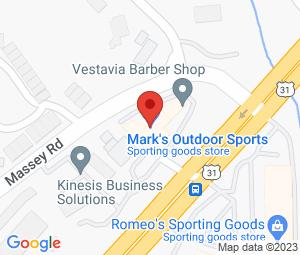Vestavia Barber Shop at Birmingham, AL 35216