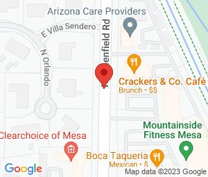 Opi Nail Salon at Mesa, AZ 85205