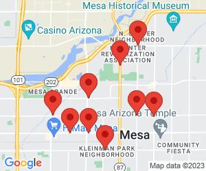 Circle K near Mesa, AZ