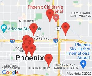 Subway near Phoenix, AZ