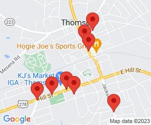Clinics near Thomson, GA