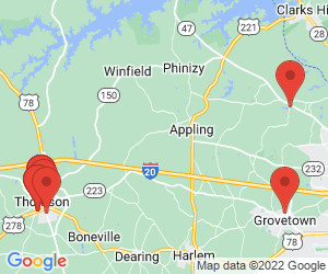 Dentists near Thomson, GA