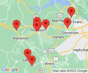 Assisted Living Facilities near Thomson, GA