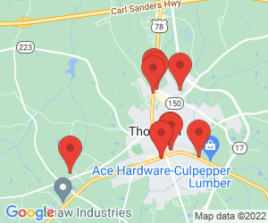 Automobile Parts & Supplies near Thomson, GA