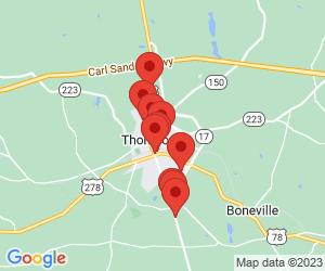 Baptist Churches near Thomson, GA