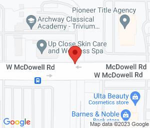 Up Close Skin Care at Goodyear, AZ 85395