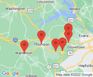 Richmond County Board Of Education near Thomson, GA