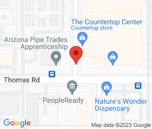 Pink Q Pedicure Chairs and Costruction at Phoenix, AZ 85017