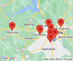 O'Reilly Auto Parts near Thomson, GA