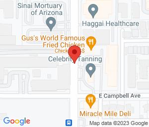 Celebrity Tanning at Phoenix, AZ 85016