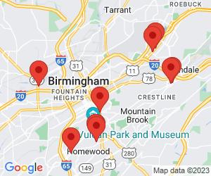 Cosmetologists near Birmingham, AL