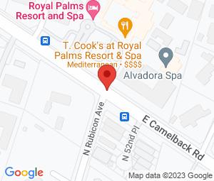 Alvadora Spa At Royal Palms at Phoenix, AZ 85018