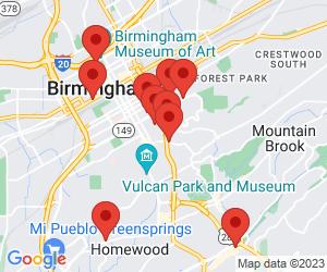 Day Spas near Birmingham, AL