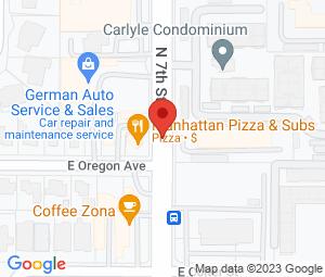 Siren Salon at Phoenix, AZ 85014