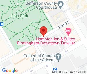 Tutwiler Restaurant at Birmingham, AL 35203
