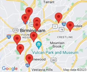 McDonald's near Birmingham, AL
