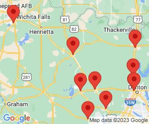 McDonald's near Bowie, TX