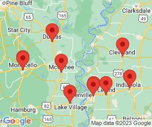 Sonic Drive-In near Arkansas City, AR